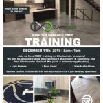 Elastocrete training
