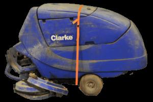 Clarke Auto Scrubber