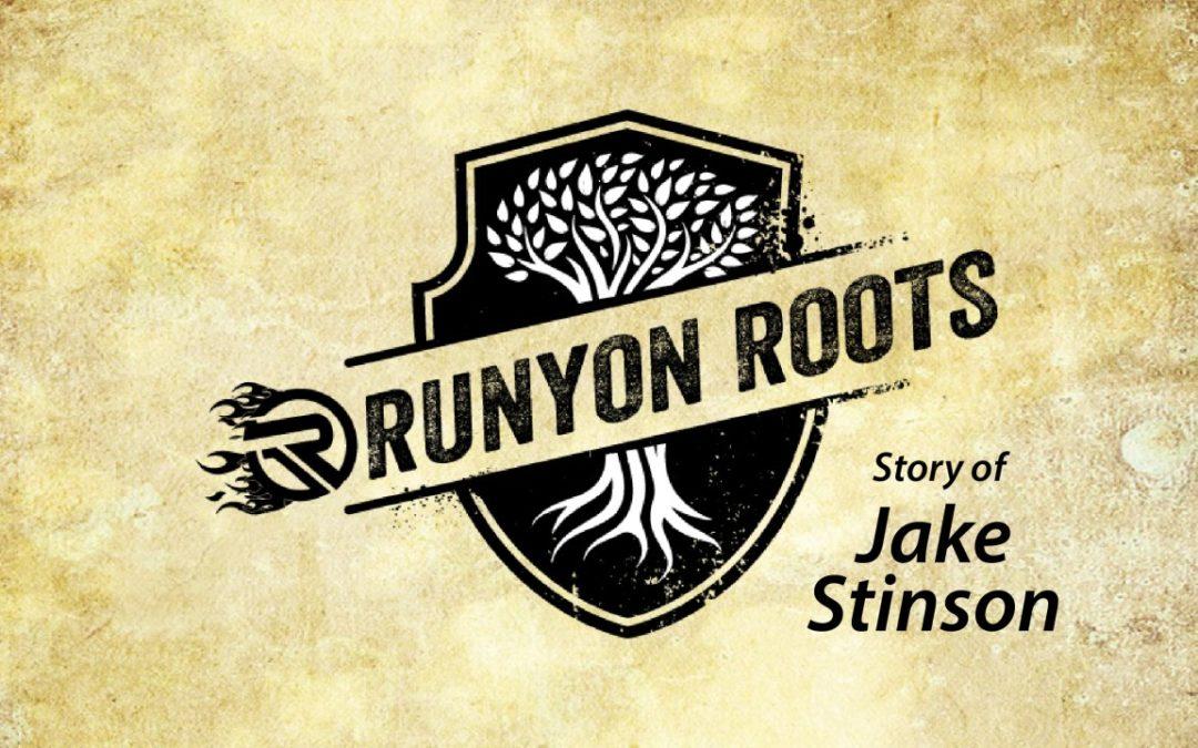 Runyon Roots: Jake Stinson
