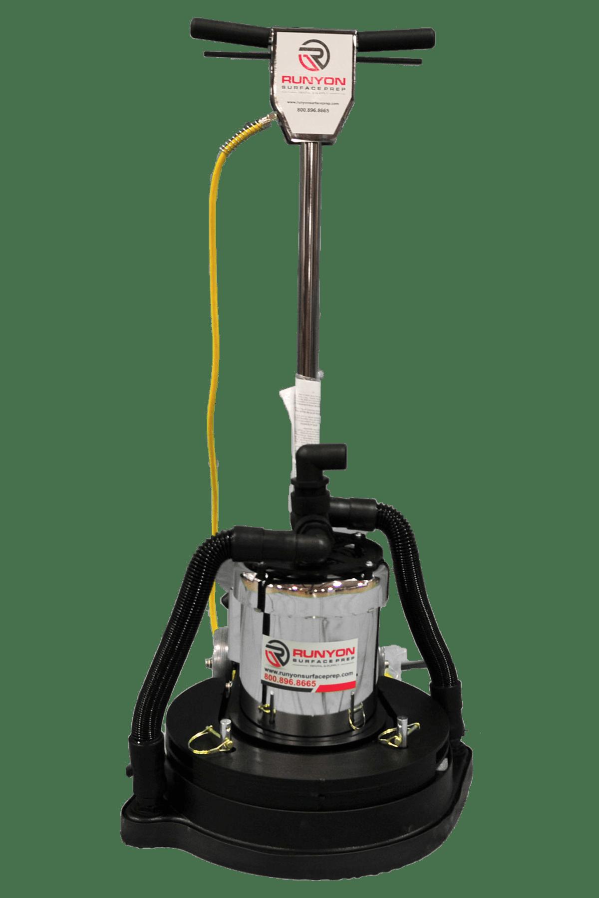 "RSP 17"" Swing Machine w/ Dust Control"