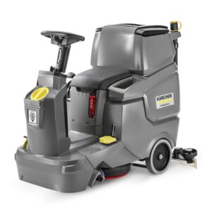 Karcher Ride On Floor Scrubber