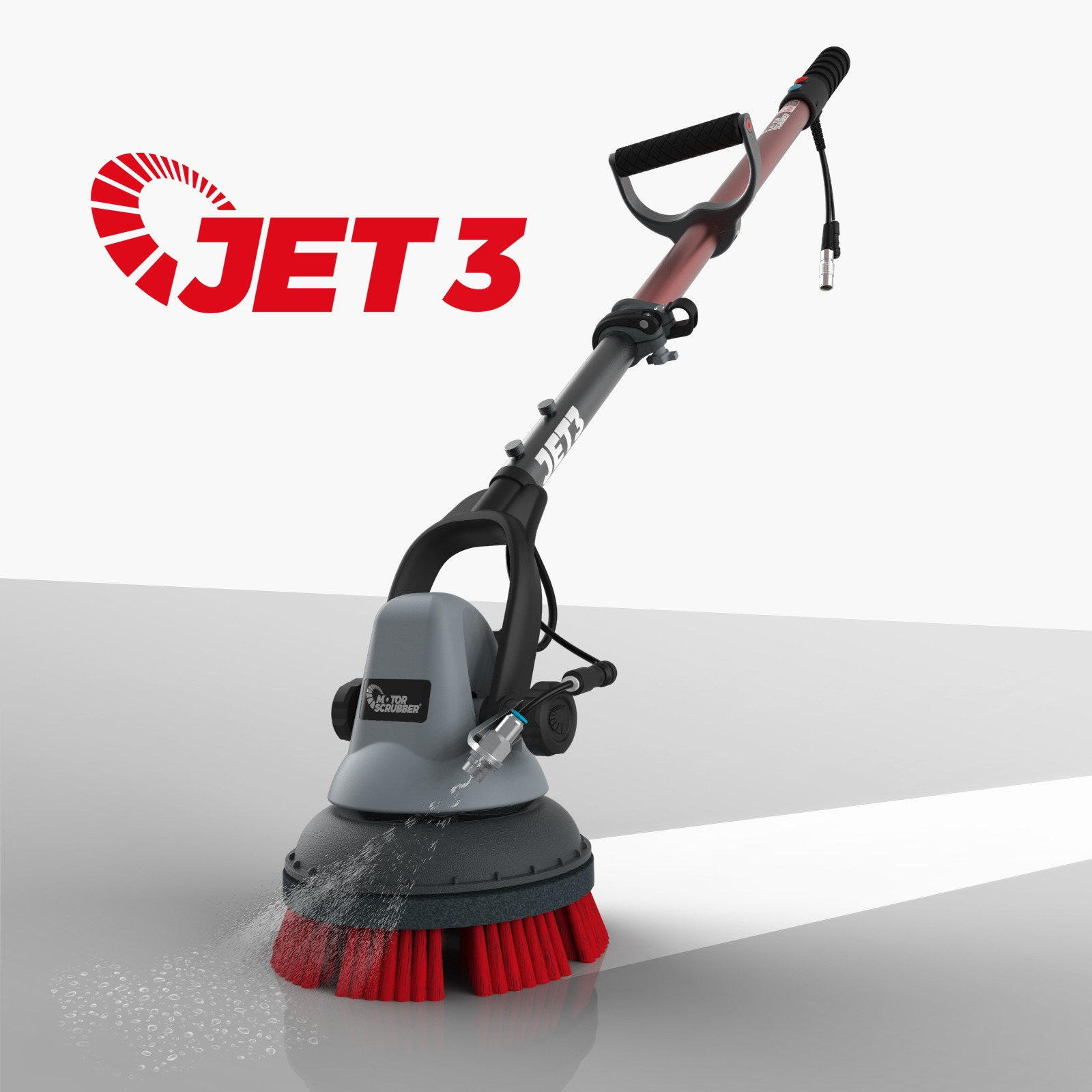 Motor Scrubber Jet