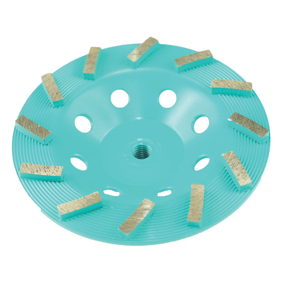 RSP 12-Segment Cup Wheel