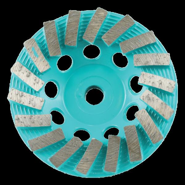 RSP 18-Segment Cup Wheel