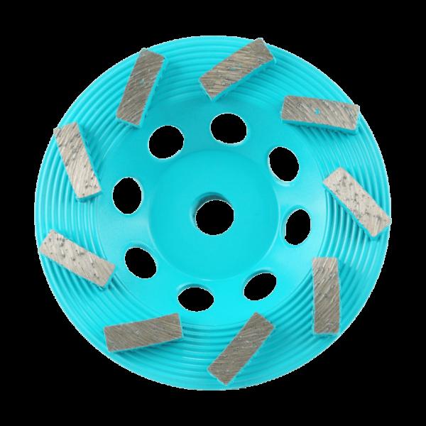 RSP 9 Segment Cup Wheel
