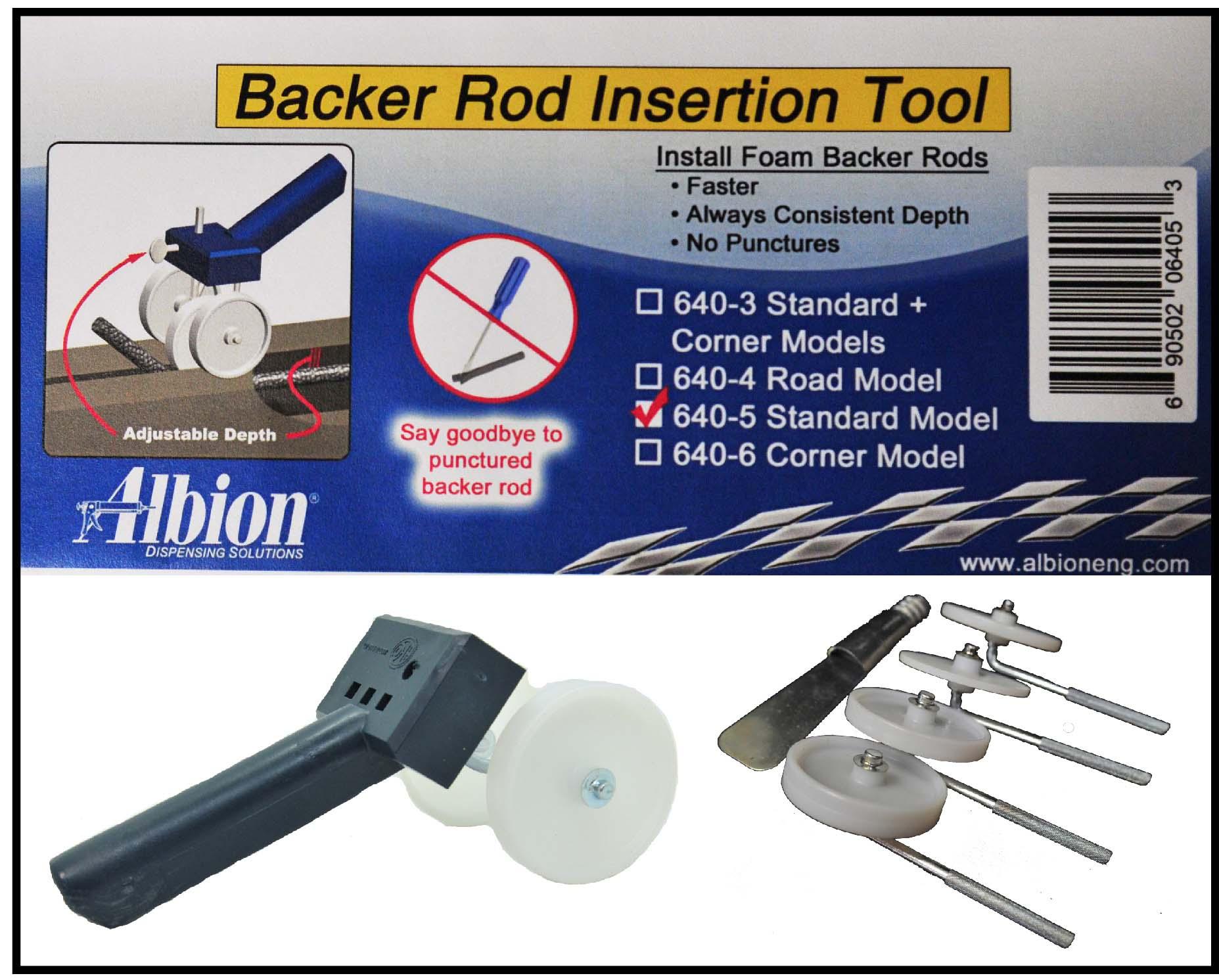 Albion Backer Rod Insertion Tool