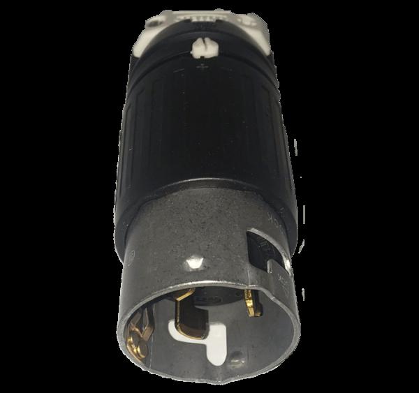 Hubbel Male Plug