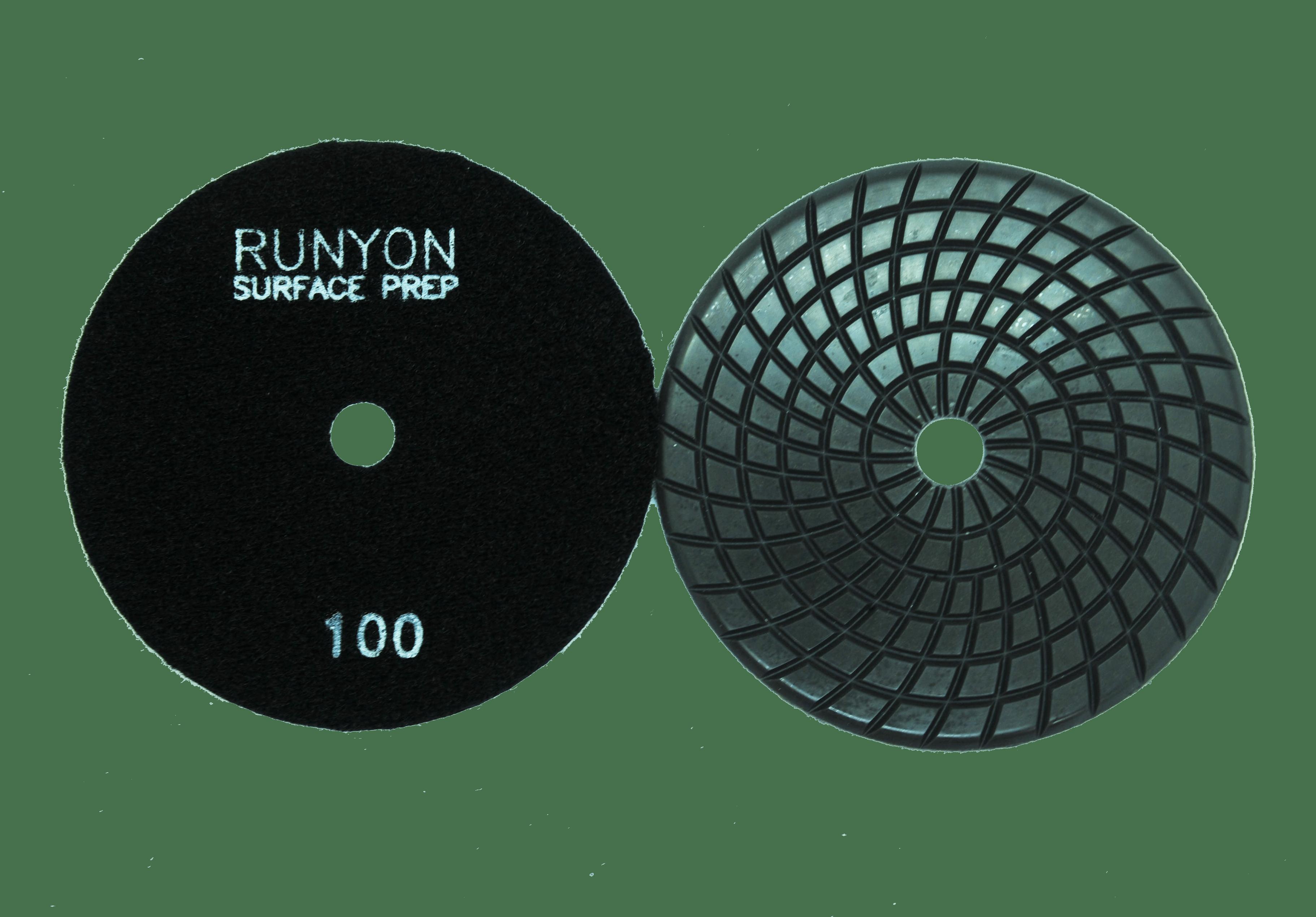 RSP Turbo Pad 100 grit