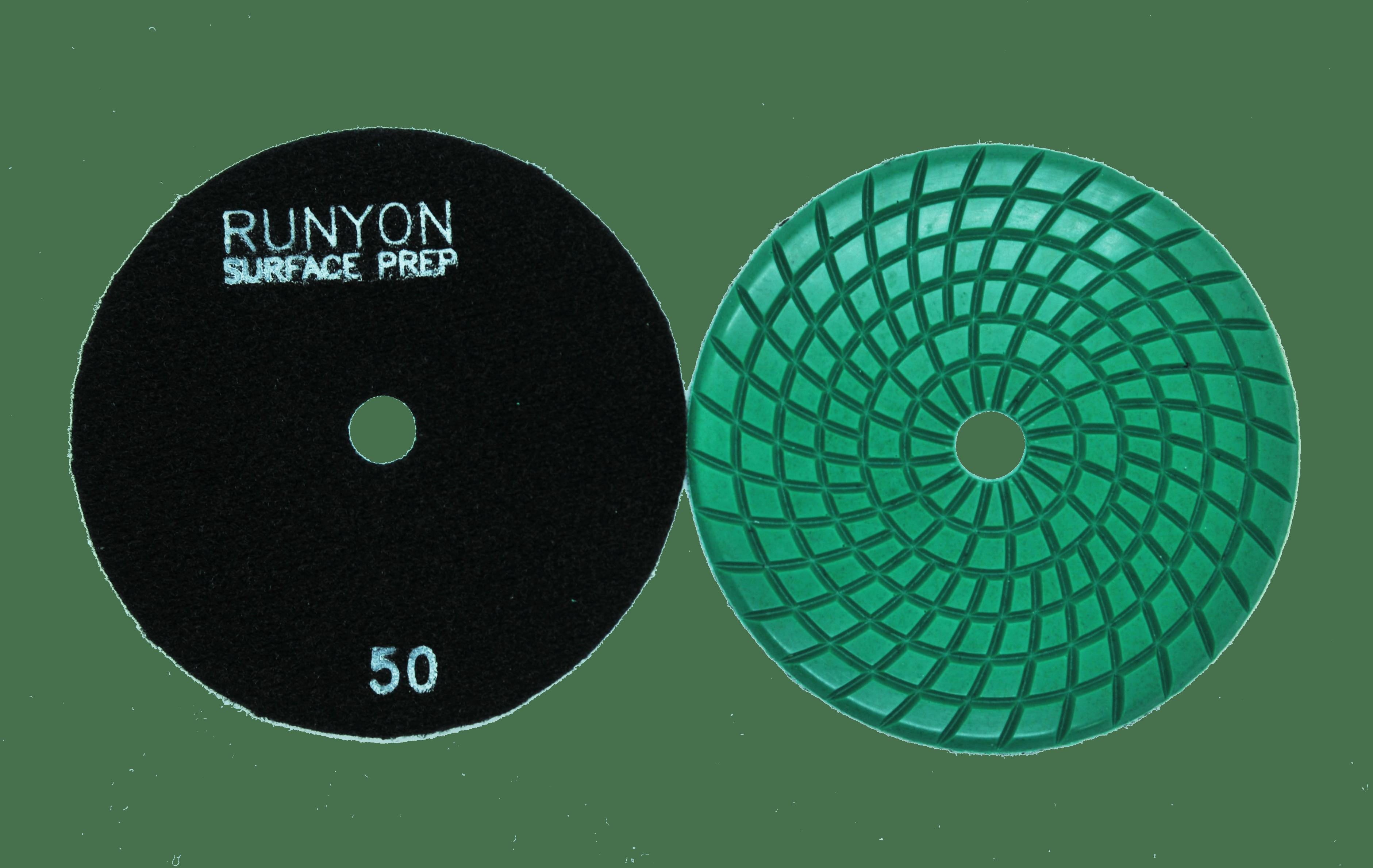 RSP Turbo Pad 50 grit