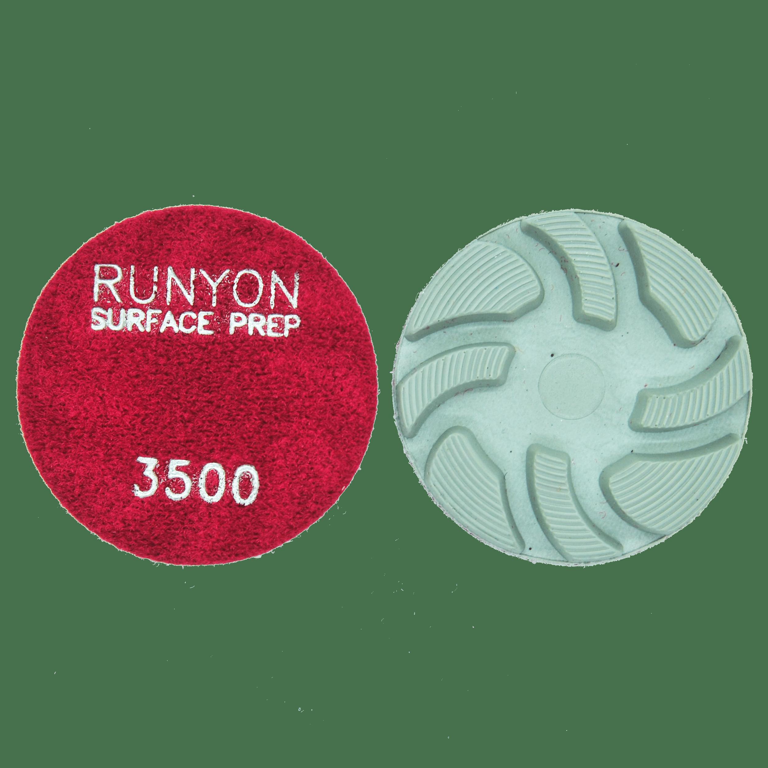 RSP Fan 3500 Grit