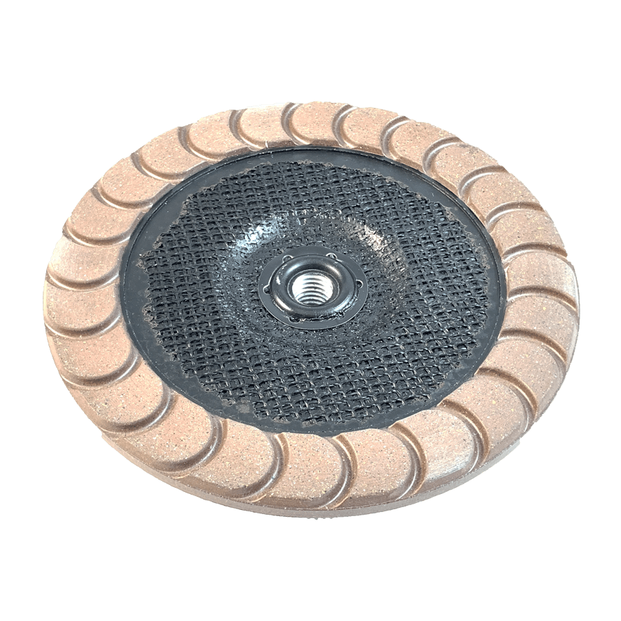 """RSP 7"""" Threaded Transitional Cup Wheel"""