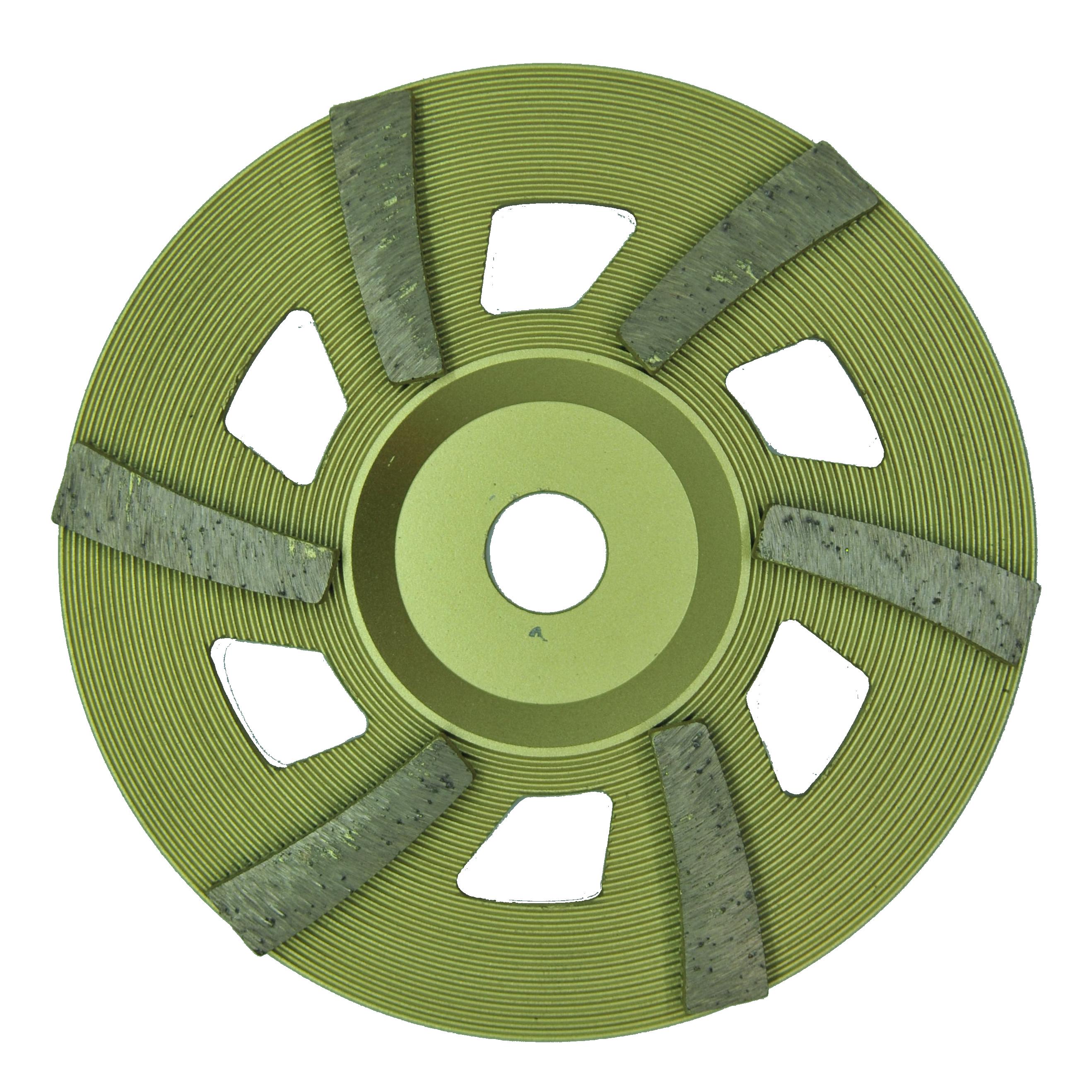 RSP 6-Seg Cup Wheel