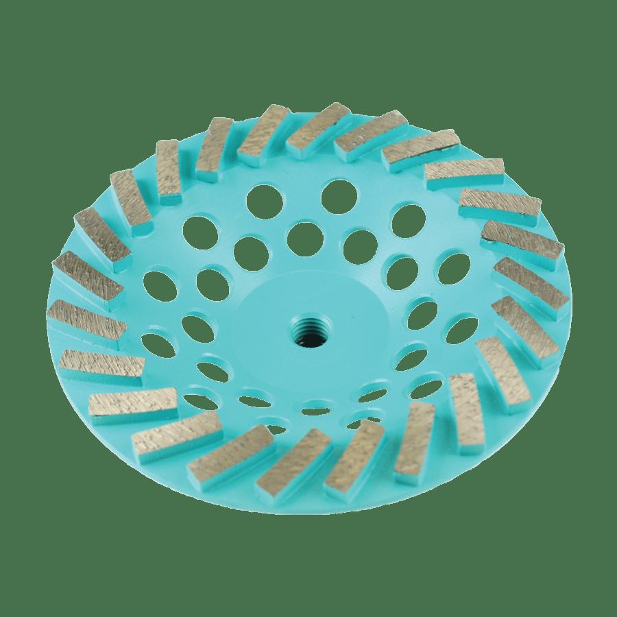 RSP 24-Segment Cup Wheel