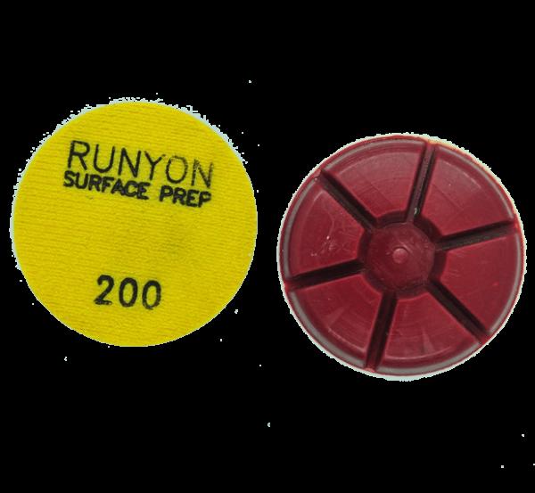RSP Razzo Pad 200 grit