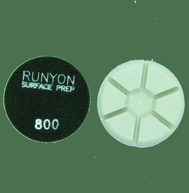 RSP Razzo Pad 800 grit