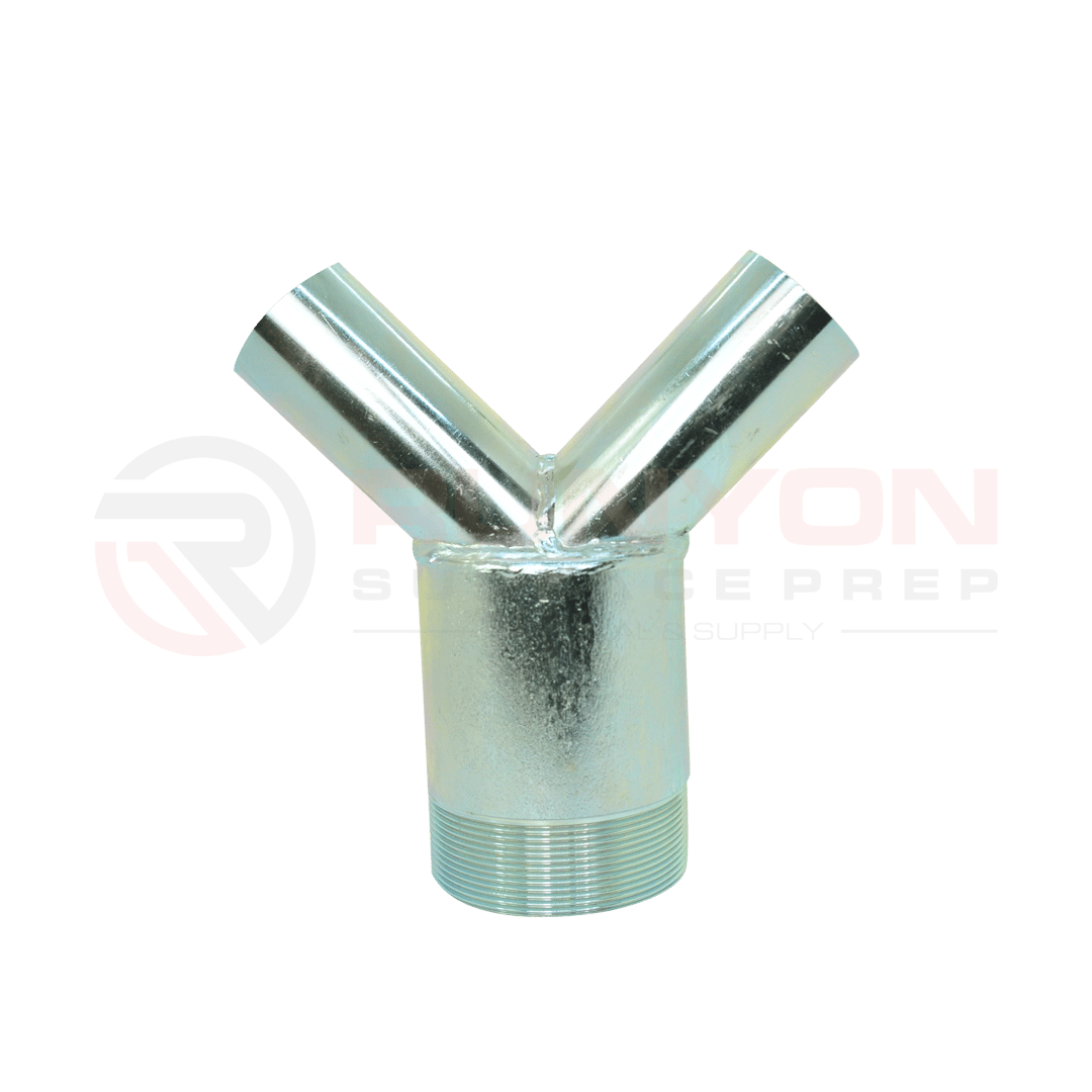 HTC Fork Pipe 50-50 Camlock