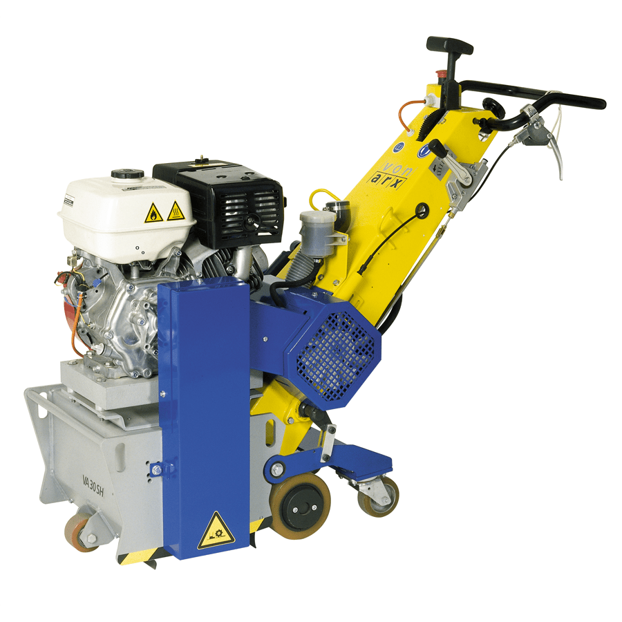 How to Use Scarifiers in Surface Preparation – Von Arx Products Now Available!