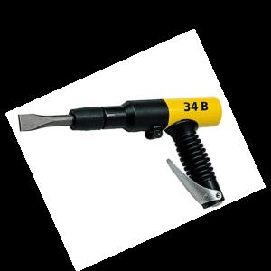 VonArx 34B Needle Scaler
