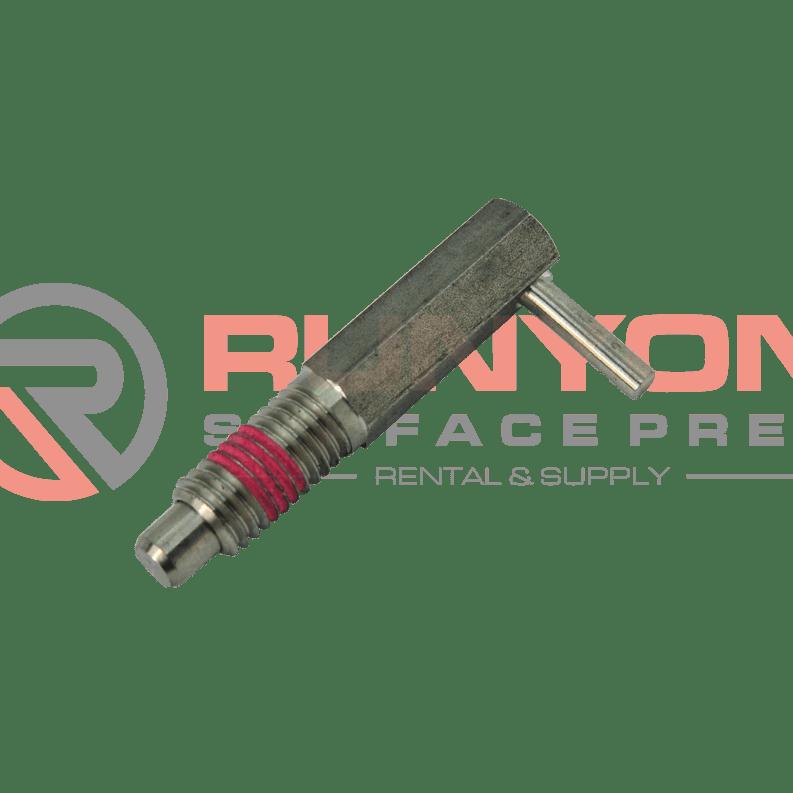Husqvarna PG820 RC Spring Pin w/ Dry Thread