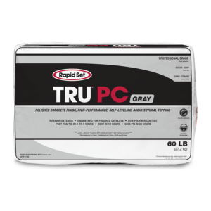 Rapid Set TRU PC Gray