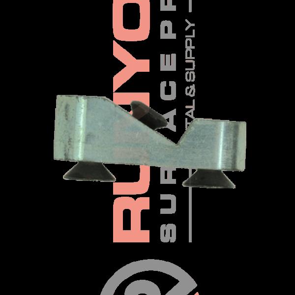 Husqvarna Bolt-On Carbide Scraper Holder