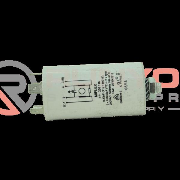 Ermator S36 Capacitor
