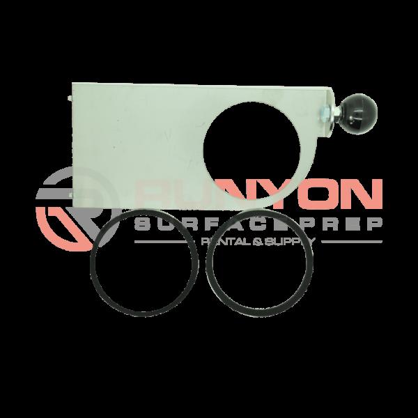 Ermator T8600 Valve Kit w/ Gasket