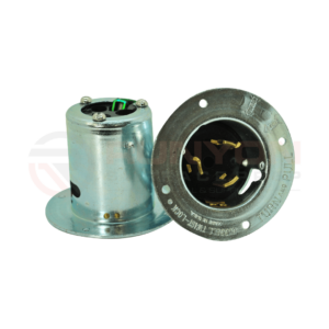 Ermator T8600 480V Male Inlet Receptacle