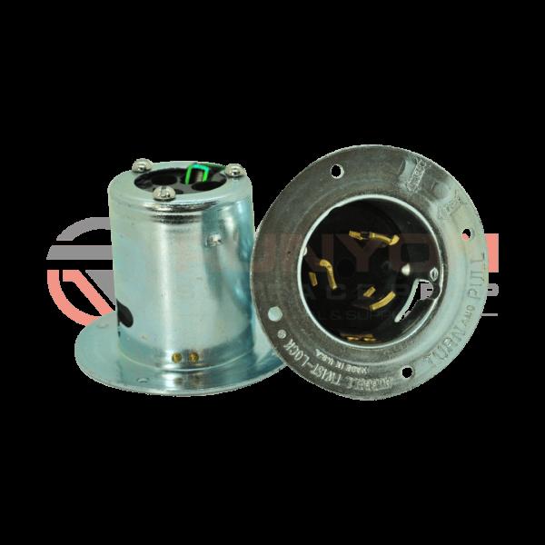 Ermator T8600 480V Male Inlet Receptacle