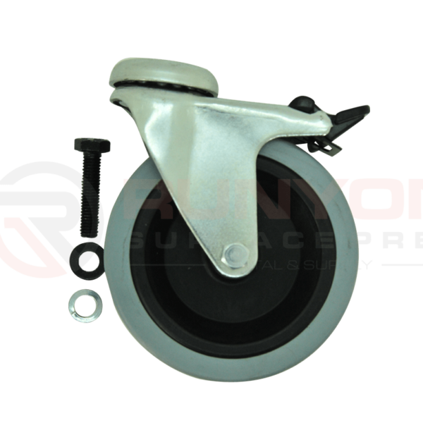 Ermator S26/S36 Front Caster