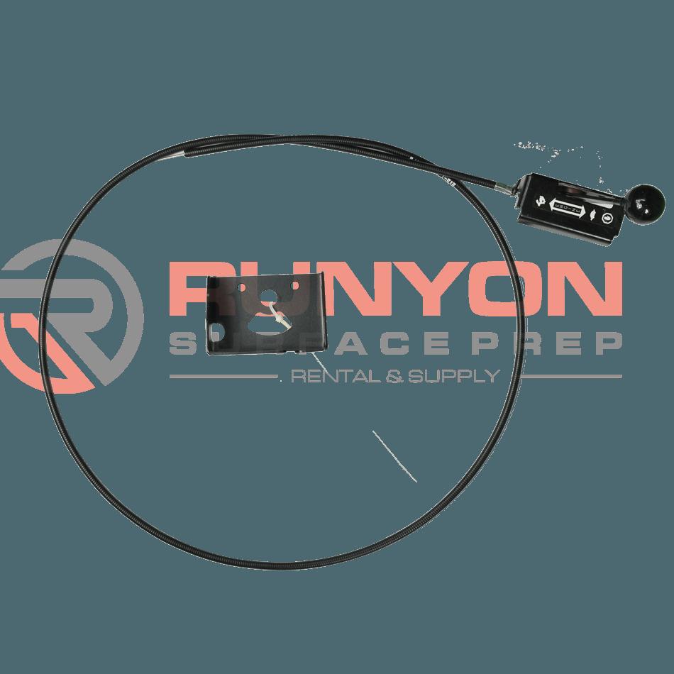 Ermator T8600 Propane Throttle Cable