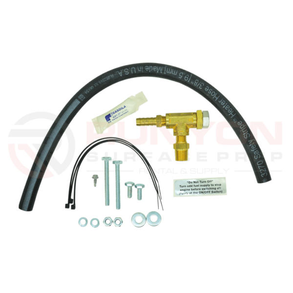 US Saws Carb Propane Conversion Kit Type S-Pack