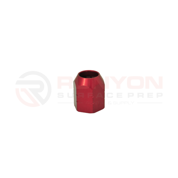 US Saws Poly Pump Red Locking Nut