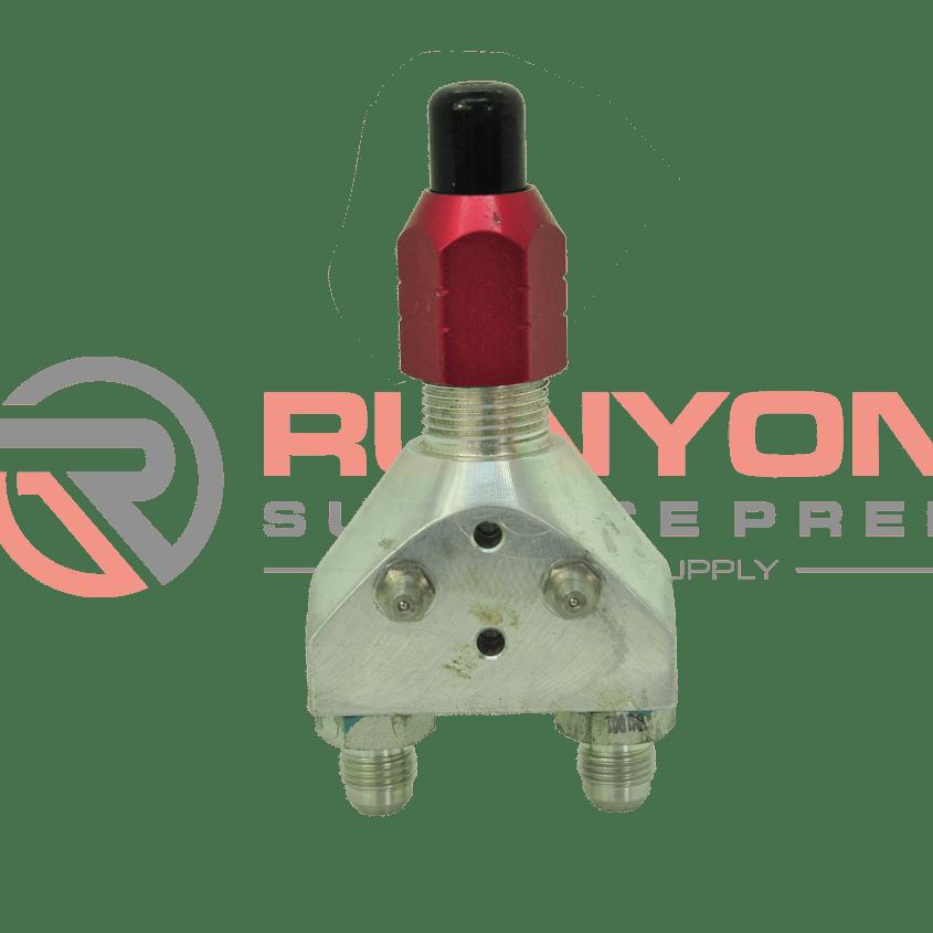 US Saws Poly Pump Manifold (new)