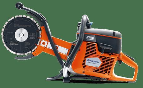 Husqvarna K 760 Cut-n-Break Power Cutter