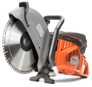 Husqvarna K 970 Power Cutter
