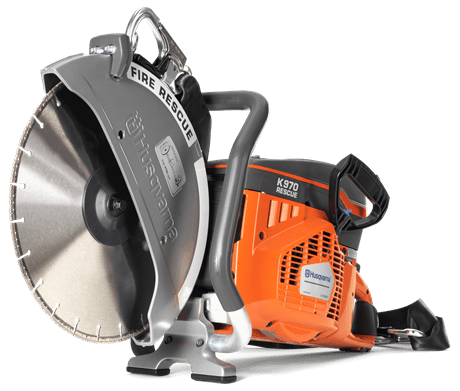Husqvarna K 970 III Rescue Power Cutter