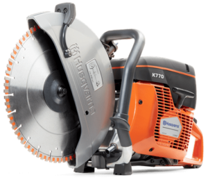 Husqvarna K 770 Power Cutter