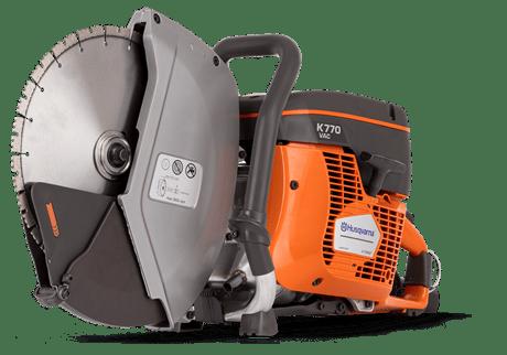 Husqvarna K 770 VAC Petrol Power Cutter