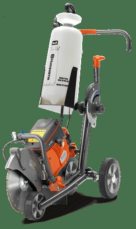 Husqvarna KV 7 Power Cutter Cutting Cart