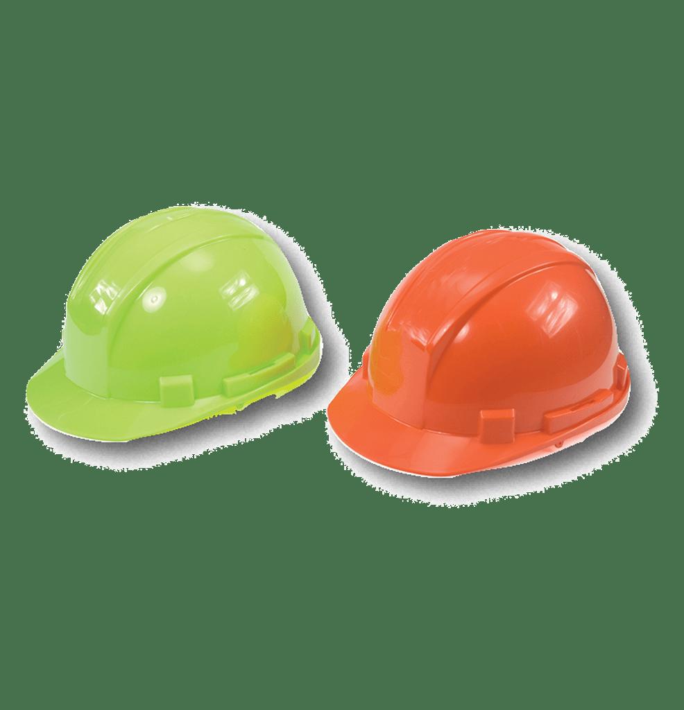 6-Point Ratchet Suspension Hard Hat