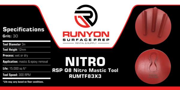 Runyon Nitro Tool