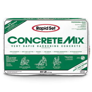 CTS Rapid Set Concrete Mix