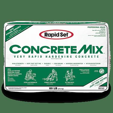 CTS Rapid Set Concrete Mix