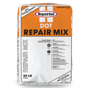 CTS Rapid Set DOT Repair Mix