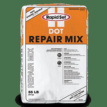 CTS Rapid Set DOT Repair Mix