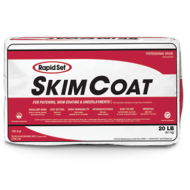 CTS Rapid Set Skim Coat