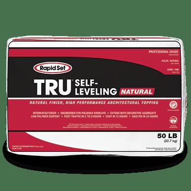 CTS Rapid Set 50 Pound TRU Self-Leveling Cement