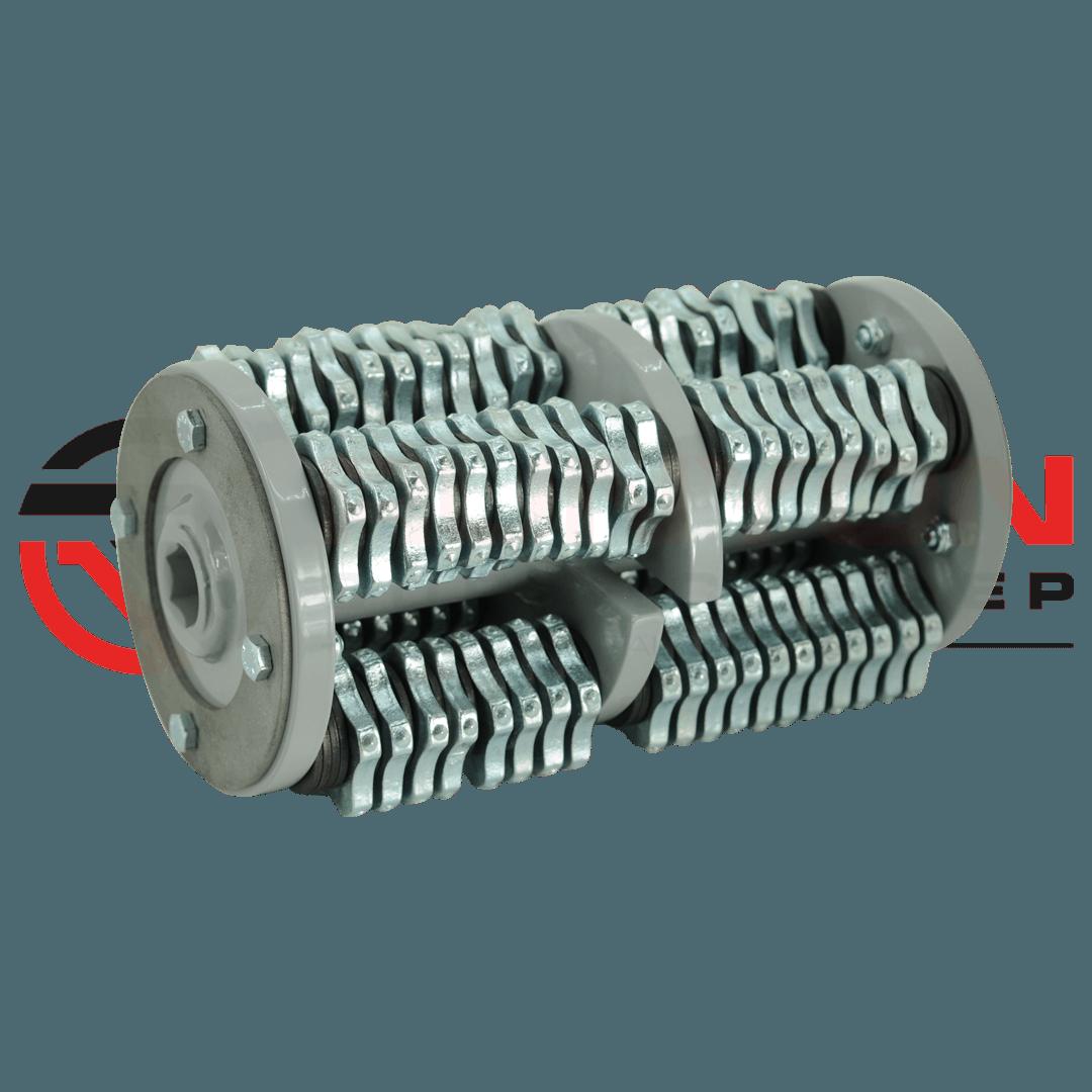 VONARX FR200 DRUM W/PENTAGONAL CUTTERS