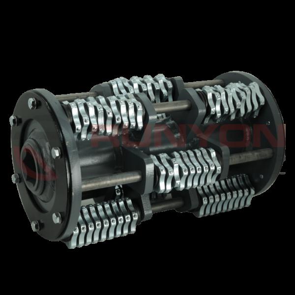 VONARX VA25 DRUM W/ PENT CUTTERS